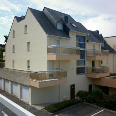 résidence de la plage à trebeurden sto structuré k1.2