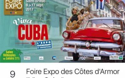 L'entreprise L'Henoret présente à la Foire Expo des Côtes d'Armor – 9 au 17 septembre 2017
