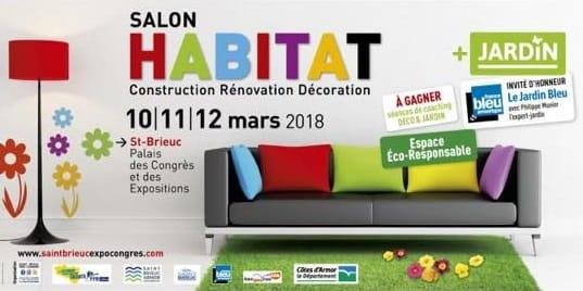 L'Henoret présente au salon Habitat 2018 de Saint-Brieuc