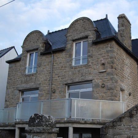 Traitement d'hydrofugation d'une maison – Côtes d'Armor