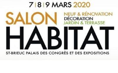 L'Hénoret au salon de l'Habitat de Saint-Brieuc – 7 au 9 mars 2020